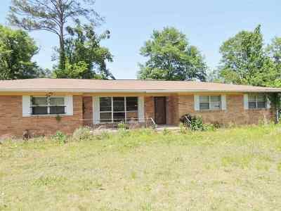 Macon Single Family Home For Sale: 5399 Houston Road