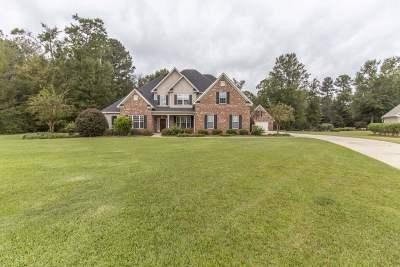 Bibb County, Crawford County, Houston County, Peach County Single Family Home For Sale: 107 Etowah Drive