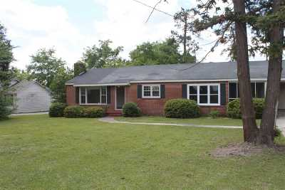Macon Single Family Home For Sale: 3417 Bloomfield Drive