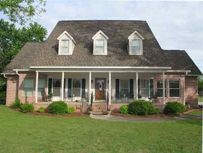 Macon Single Family Home For Sale: 110 William Way