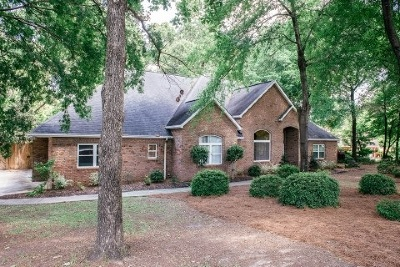 Warner Robins Single Family Home For Sale: 312 Brantley Ridge