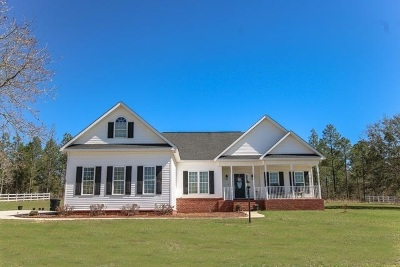 Butler GA Single Family Home For Sale: $232,500