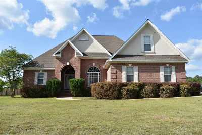 Perry Single Family Home For Sale: 307 Old Farm