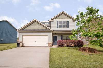Kathleen Single Family Home For Sale: 116 Broomsedge Lane