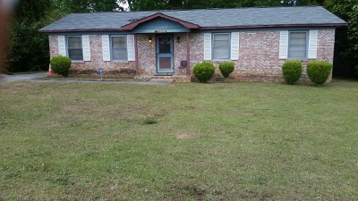 Macon Single Family Home For Sale: 4273 Hillary Place