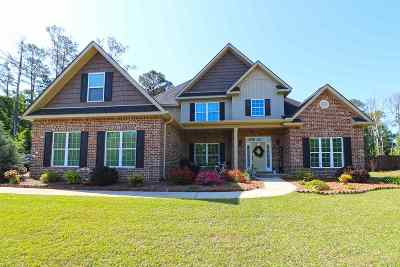 Single Family Home For Sale: 119 Wilsons Creek Bend