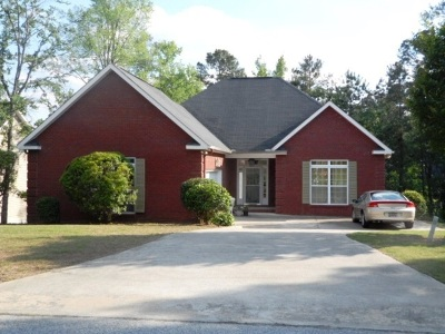 Macon Single Family Home For Sale: 114 Crestwood Trail