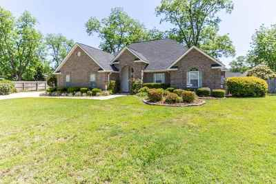 Kathleen Single Family Home For Sale: 109 Weatherstone Place