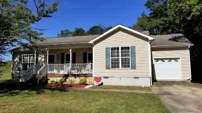 Macon Single Family Home For Sale: 6075 Taylor Drive