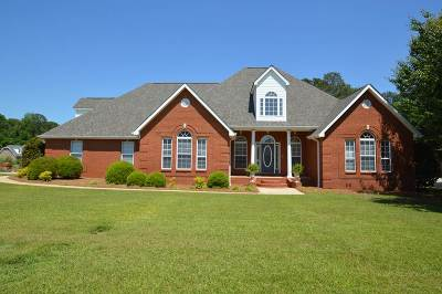 Warner Robins Single Family Home For Sale: 322 Brantley Ridge