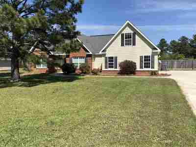 Macon Single Family Home For Sale: 1351 Barnes Ferry Road