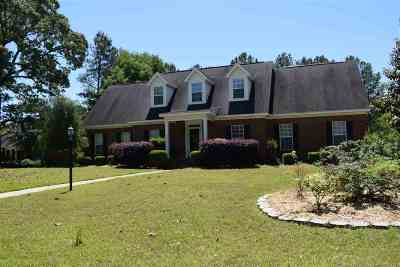 Kathleen Single Family Home For Sale: 206 Spanish Trail