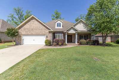Warner Robins Single Family Home For Sale: 306 Cheshire Drive