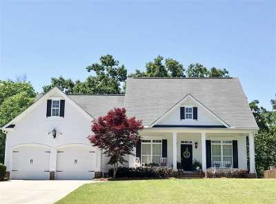Macon Single Family Home For Sale: 2029 Maggie Drive