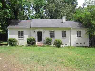 Macon Single Family Home For Sale: 1275 Briarcliff Road