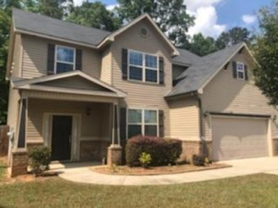 Perry Single Family Home For Sale: 110 Ousley Way