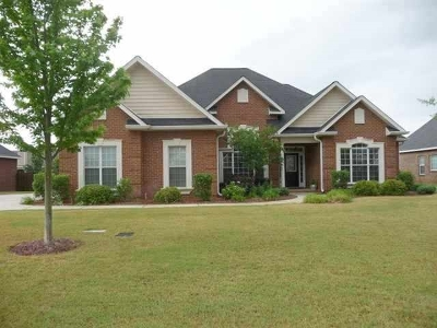 Warner Robins Rental For Rent: 319 Rose Hill Dr