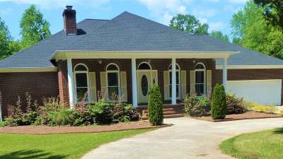 Macon Single Family Home For Sale: 316 Lower Simmons Road