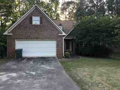 Macon Single Family Home For Sale: 142 Springfield Boulevard
