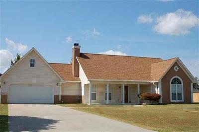 Warner Robins Single Family Home For Sale: 339 Sleepy Lane