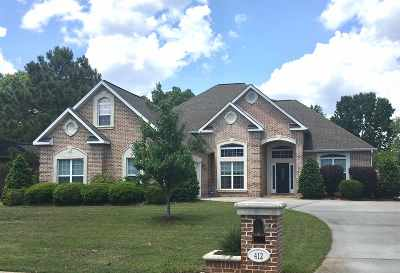 Warner Robins Single Family Home For Sale: 412 Childers Drive