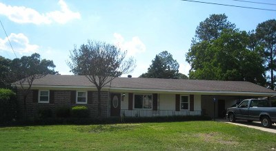Warner Robins Rental For Rent: 202 Highland Drive
