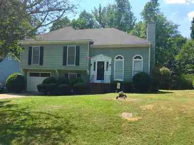 Macon Single Family Home For Sale: 216 N Wesleyan Circle