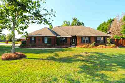 Bonaire Single Family Home For Sale: 201 Jubilee Circle
