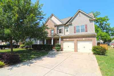 Kathleen Single Family Home For Sale: 325 Hearthwood Drive