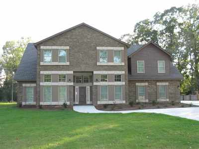 Macon Single Family Home For Sale: 5890 Forsyth Road