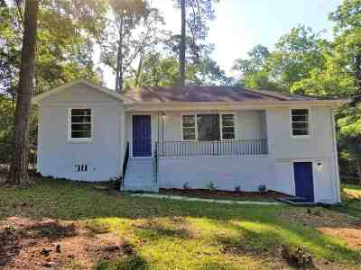 Macon Single Family Home For Sale: 2815 New Clinton Road