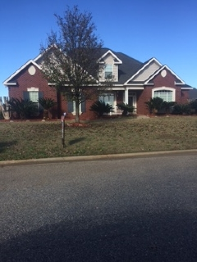 Warner Robins Rental For Rent: 318 Rose Hill Drive