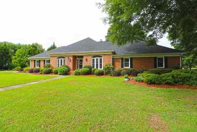 Warner Robins Single Family Home For Sale: 128 Bunkers Trail