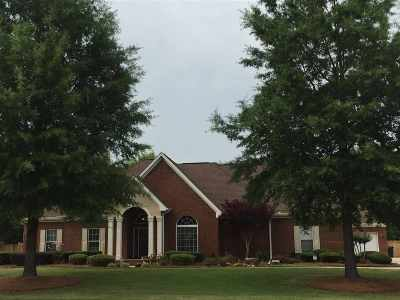 Warner Robins Single Family Home For Sale: 103 Vinings Place