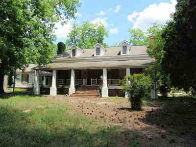 Kathleen Single Family Home For Sale: 200 Sandbed Road