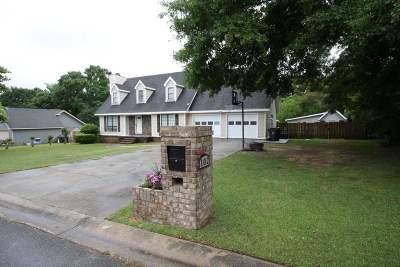 Warner Robins Single Family Home For Sale: 102 Kingstree Lane