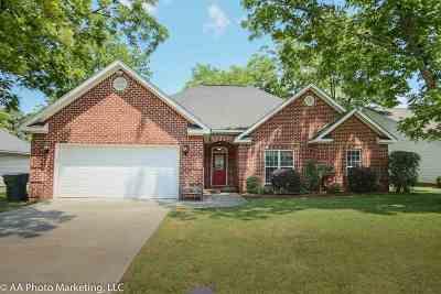Warner Robins Single Family Home For Sale: 109 Limestone Trail