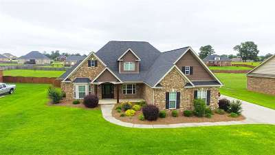 Bonaire Single Family Home For Sale: 3041 Chattooga Way