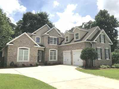 Warner Robins Single Family Home For Sale: 602 Childers Drive