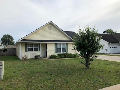 Warner Robins Single Family Home For Sale: 110 Bald Eagle Trail