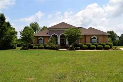 Kathleen Single Family Home For Sale: 155 Sandefur Rd