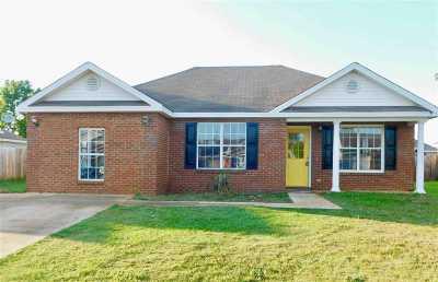 Warner Robins GA Single Family Home For Sale: $119,900