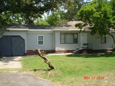 Warner Robins Rental For Rent: 208 N Sixth Street