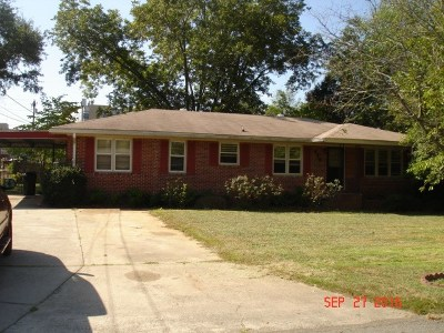 Warner Robins Rental For Rent: 413 Cherokee Dr