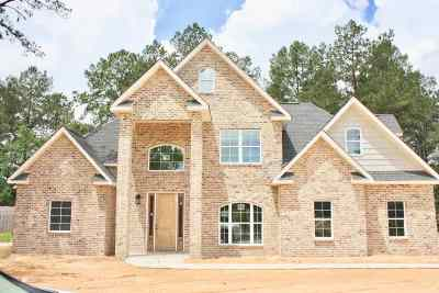 Perry Single Family Home For Sale: 111 Bainbridge Lane