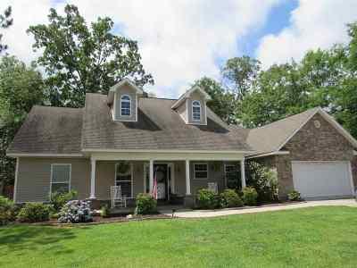 Warner Robins GA Single Family Home Verbal Agreement: $137,900