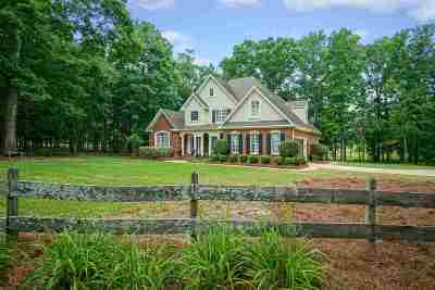 Macon Single Family Home For Sale: 7972 Whittle Road