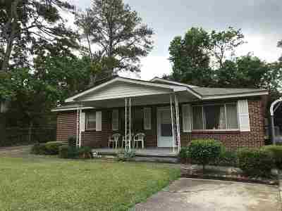 Warner Robins GA Single Family Home For Sale: $50,000