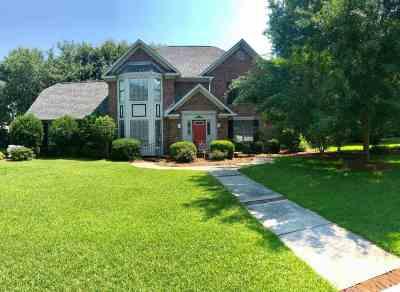 Warner Robins Single Family Home For Sale: 105 Sandtrap Way