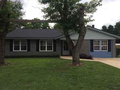 Warner Robins GA Single Family Home For Sale: $132,000